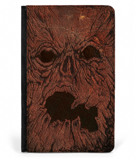 Necronomicon Ex-Mortis Faux Leather Passport Cover  Inspired By The Evil Dead Book